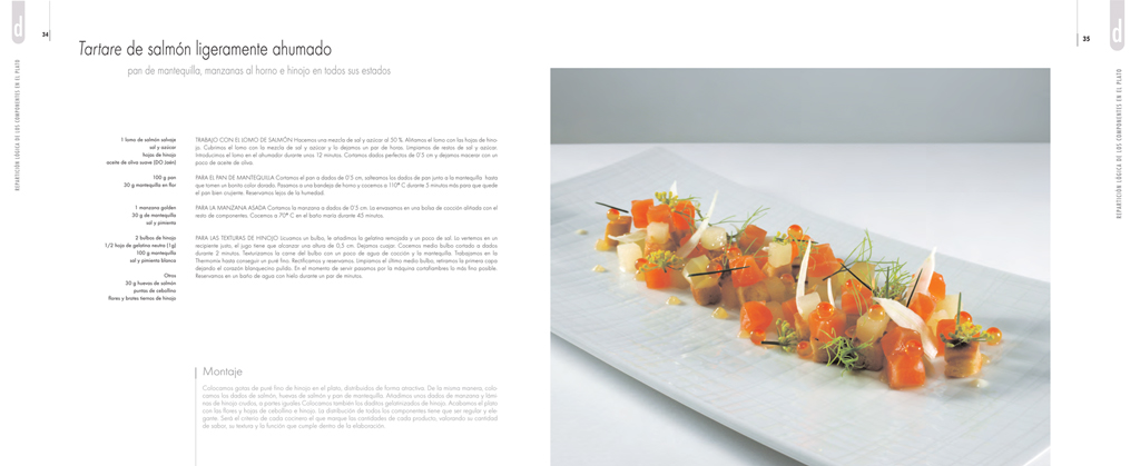 Libro De Cocina De Jordi Cruz | Portafolio Grafico