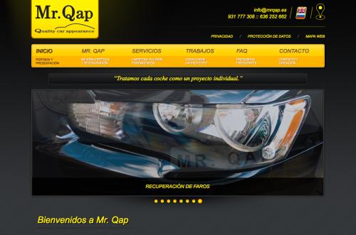 Mr. Qap